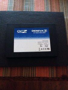 Image for Disco SSD su Macbook Pro 15 Late 2008 finalmente!