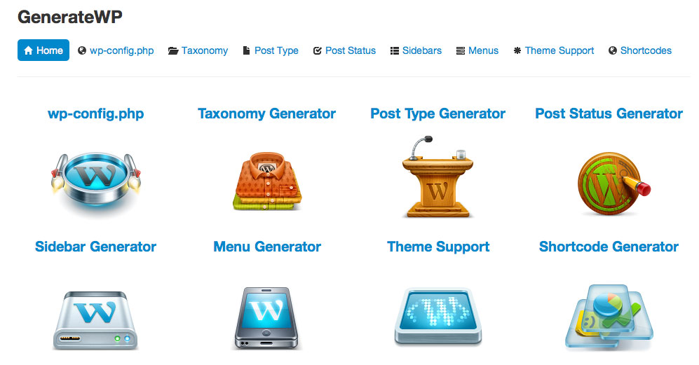 wordpress_generator