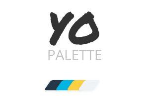 Image for YoPalette tutti i colori che vi servono per i vostri progetti Web