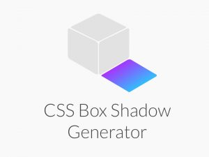 Image for CSS Box Shadow Generator